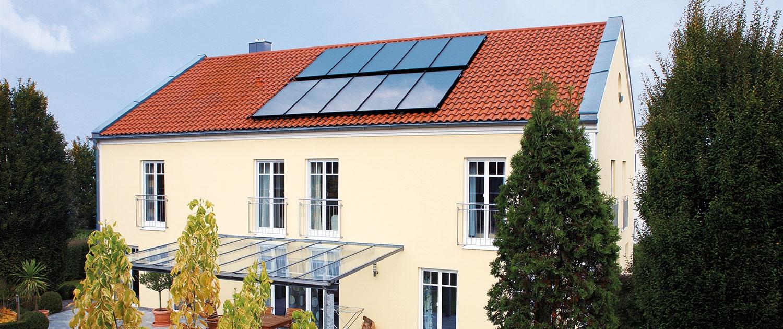 Solaranlage Viessmann