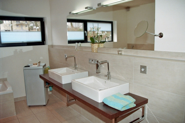 Badgestaltung für Neubau in Heilbronn
