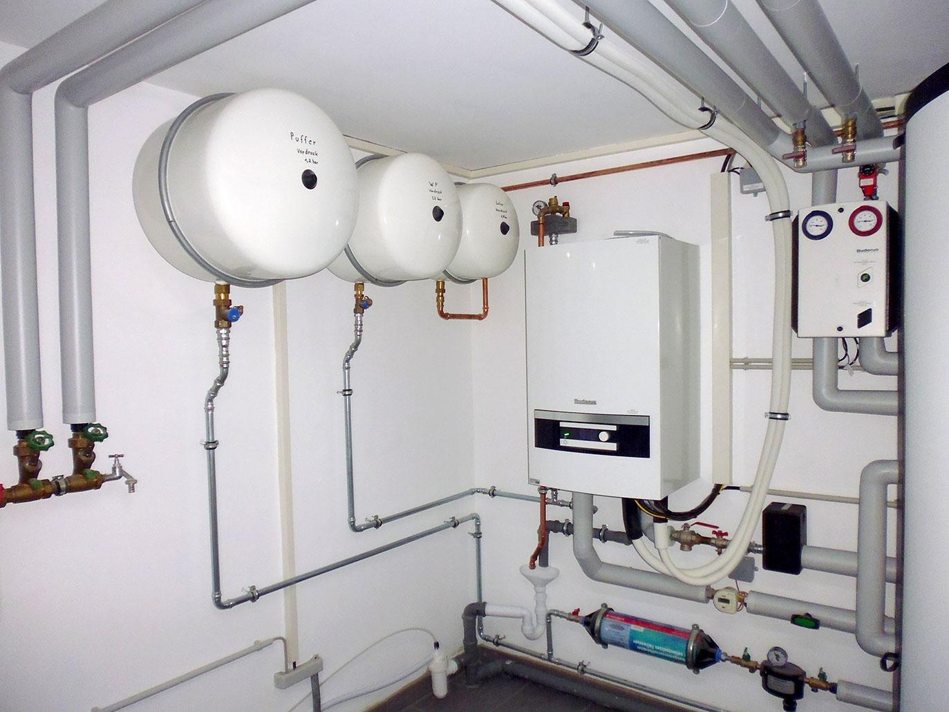 Luft/Wasser-Wärmepumpe EFH Neckarsulm