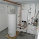 Luft-Wasser-Wärmepumpe für EFH Firedrichshall