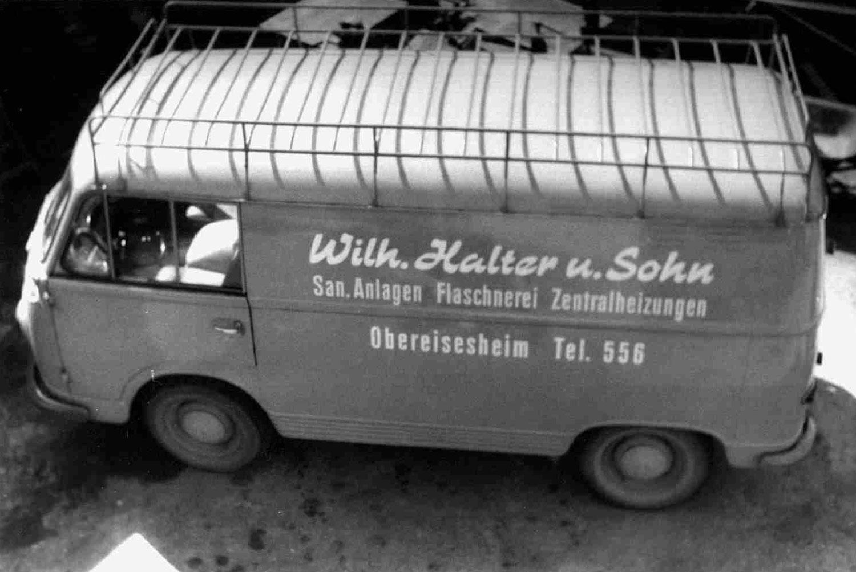Wilhelm Halter und Sohn Obereisesheim