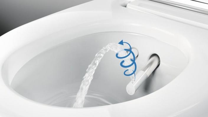 Geberit Aquaclean Mera Comfort Whirlspray