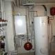Brennwerttechnik mit Bivalentem-Trinkwasserspeicher